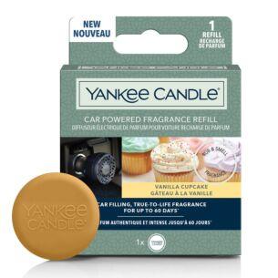 Vanilla Cupcake Car Powered Fragrance Diffuser Refill