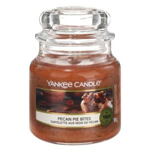 Yankee Candle Pecan Pie Bites Small Jar Candle