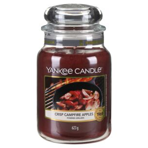 Crisp Campfire Apples Large Jar Candle