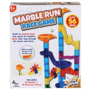 Marble Run Race Game