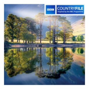 Country File - Buttermere Lake Greeting Card
