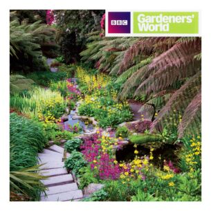 Gardeners' World - The Water Garden Greeting Card
