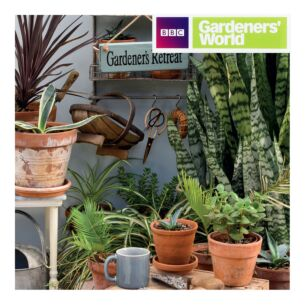 Gardeners' World - Gardener's Retreat Greeting Card