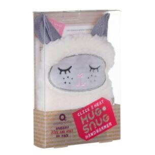 Aroma Home Lamb Knitted Hand Warmer