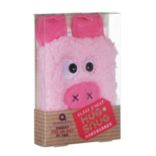 Aroma Home Pig Knitted Hand Warmer