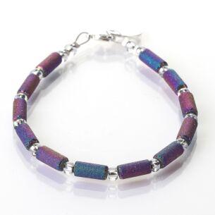 Spectrum Lava Tubes Bracelet