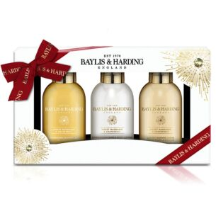 Sweet Mandarin & Grapefruit Trio Gift Set