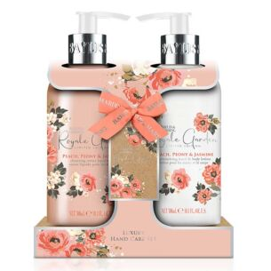 Royale Garden Hand Wash & Lotion