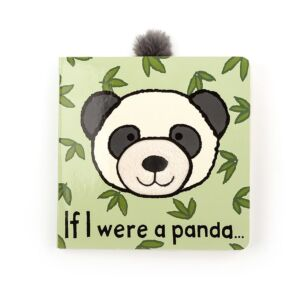 If I Were A Panda Hardback Book