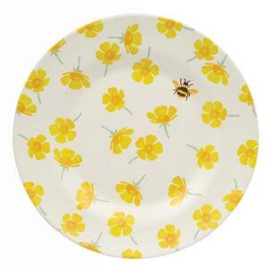 Buttercup Bamboo Plate