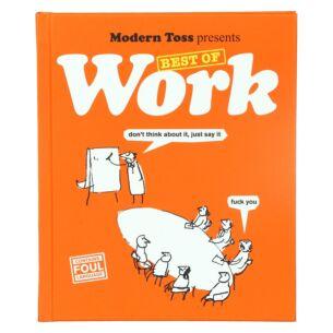 Best Of Work Hardback Book