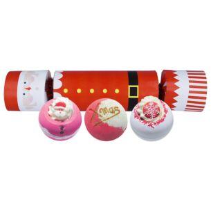Father Christmas Cracker Gift Set