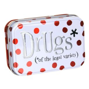 Drugs of the Legal Variety(Germ Warfare) Tin
