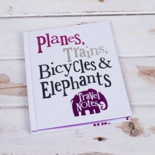 Planes, Trains, Bicycles & Elephants Travel Notes