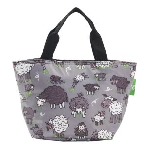 Grey Sheep Recycled Insulated Lunch Bag