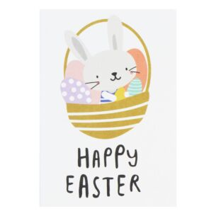 Pack Of 10 'Easter Bunny' Easter Cards