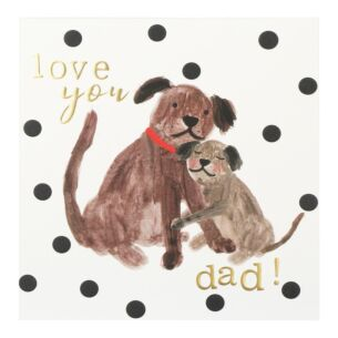 'Love You Dad' Father's Day Card