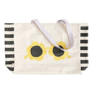 Glasses Canvas Tote Bag