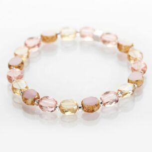 Bohemian Bridal Bracelet