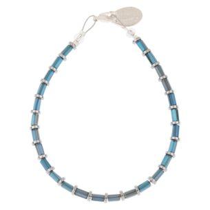 Blue Laces Bracelet