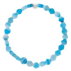 Blue Ice Floe Bracelet