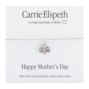 'Happy Mother's Day' Sentiment Bracelet