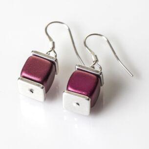 Pink Deluxe Earrings