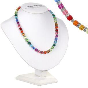 Rainbow Sparkle Full Necklace