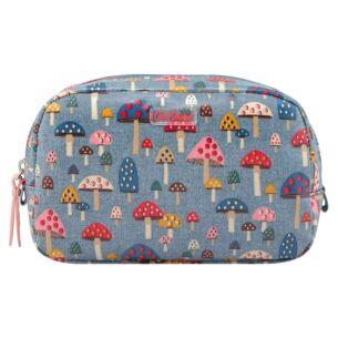Mini Mushrooms Classic Box Cosmetic Bag