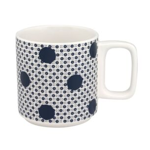 Geo Spot Stackable Mug