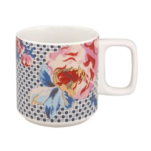 Geo Brampton Rose Stackable Mug