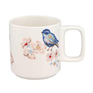 Cath Kidston Spring Birds Stackable Mug