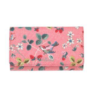 Cath Kidston Birds & Berries Medium Foldover Wallet