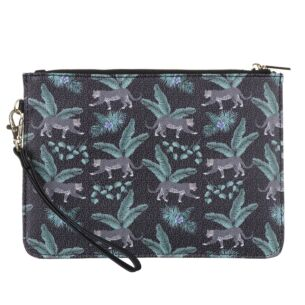 Jungle Leopard Makeup Bag