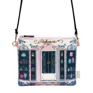 Disaster Designs Boulevard Perfumerie Make Up Bag