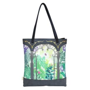 Boulevard Greenhouse Tote Bag