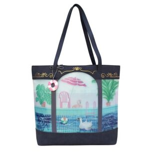 Boulevard Swimming Baths Tote Bag