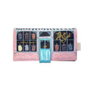 Boulevard Sweet Shop Wallet