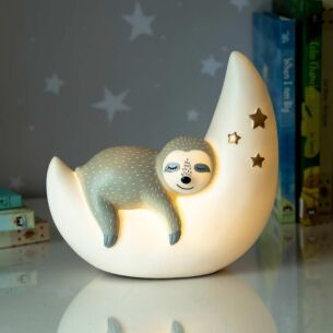 Large Sleepy Sloth Lamp