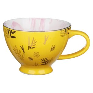 Heritage & Harlequin Elephant Teacup