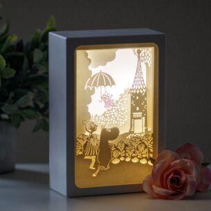 Disaster Designs Moomin 'Umbrella' Shadow Box