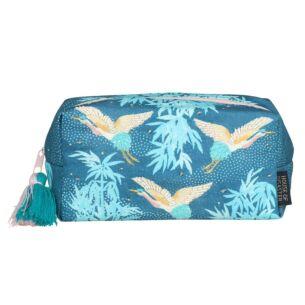 Luxe Crane Make Up Bag