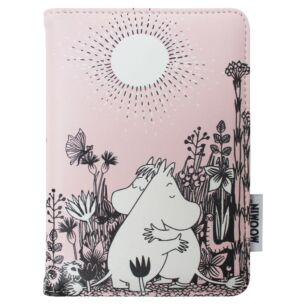 Disaster Designs Moomin 'Love' Passport Holder