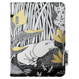 Moomin 'Midwinter' Passport Holder