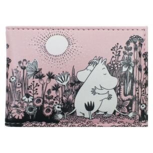 Moomin 'Love' Travel Card Holder