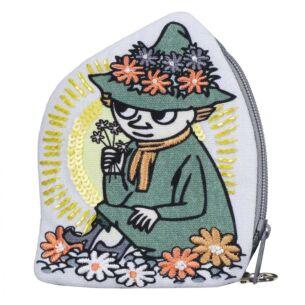 Moomin Snufkin Coin Purse