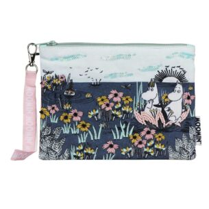 Moomin Lotus Large Pouch