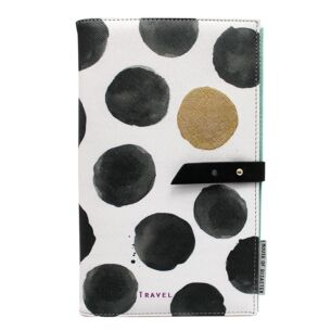 Disaster Designs Paint Travel Wallet