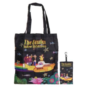 The Beatles Yellow Submarine Recycled Shopper