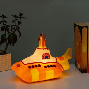 The Beatles Yellow Submarine Lamp